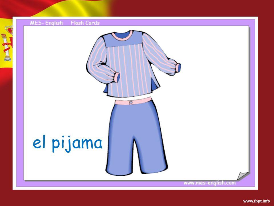 el pijama