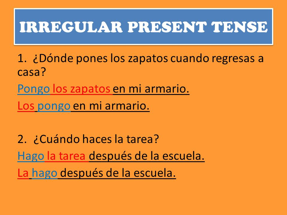 The following are the reflexive pronouns in English: myself yourself himself ourselves yourselves themselves herselfthemselves The Spanish equivalents are as follows: = me = te = se = nos = se index yourselves = os ¿Cuáles son los pronombres reflexivos?