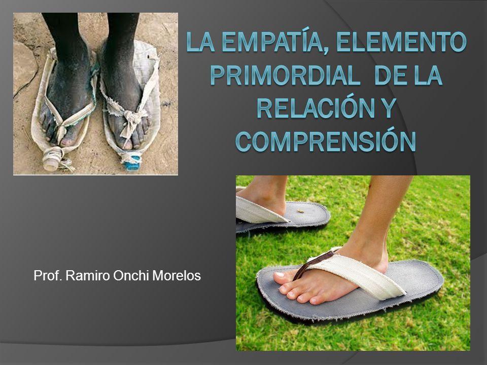Prof. Ramiro Onchi Morelos