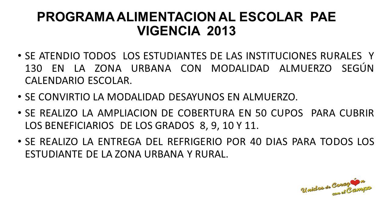 ASAMBLEA COLOMBIA MAYOR 2013