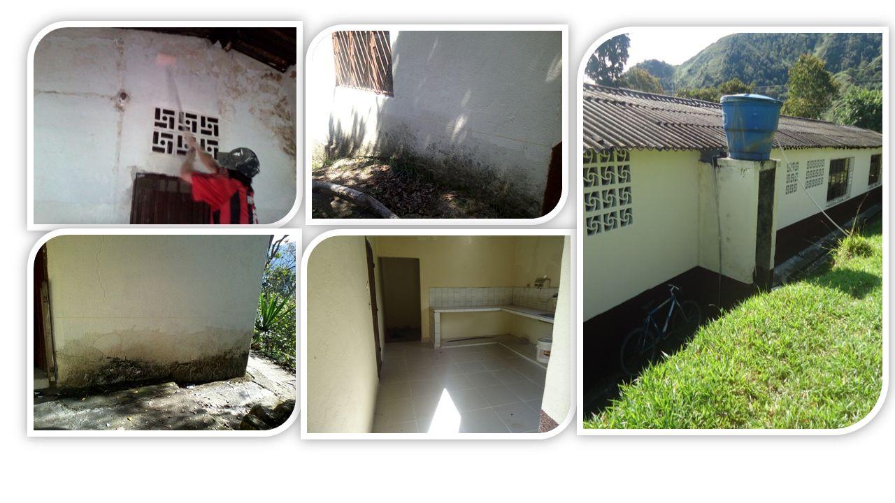 Adecuación de las instalaciones físicas de las instituciones educativas Rurales y urbanas