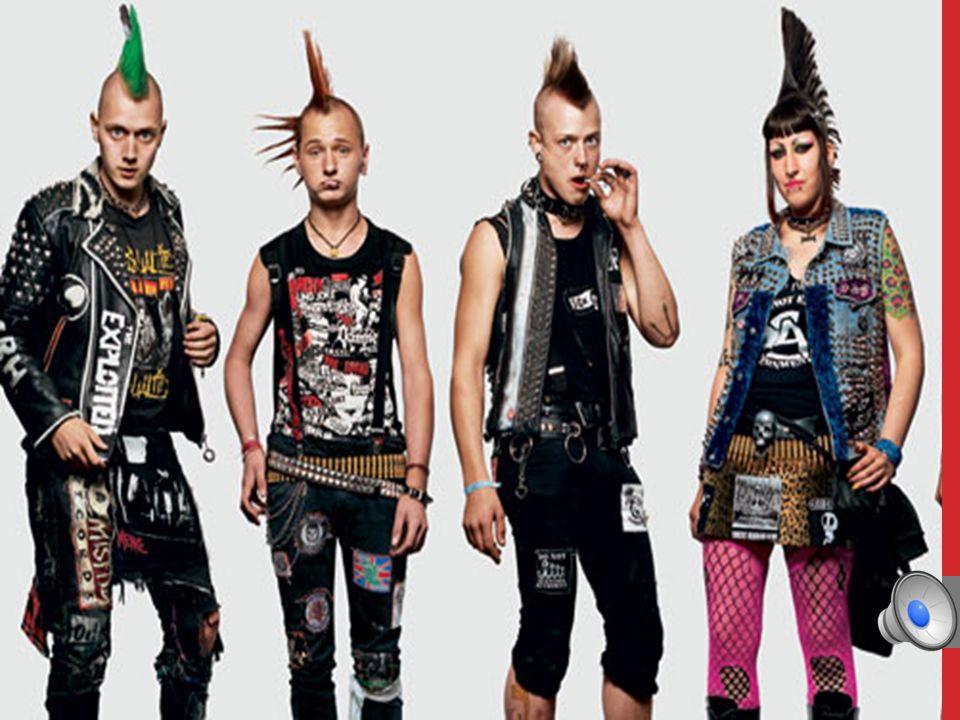 Punk virulento New Wave 80´s : Inglaterra, Europa y el Gabacho Letras más fuertes, ruidoso, lépero Subgéneros y fusiones (Grunge)