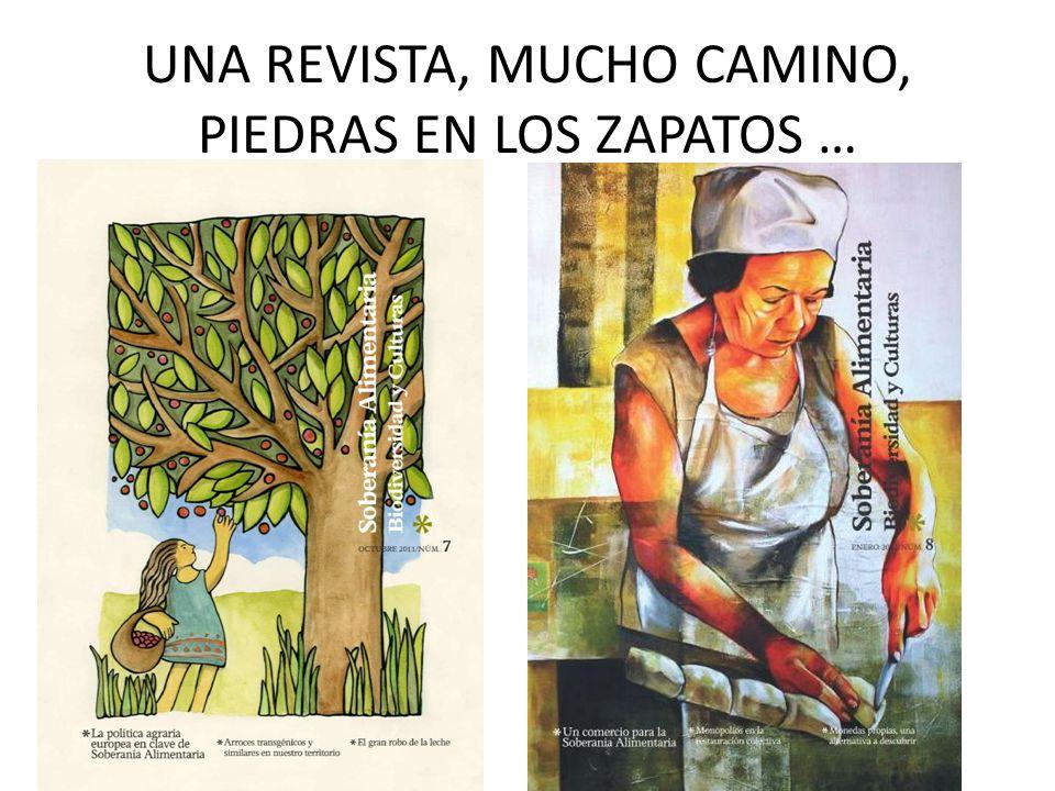 … Y ALGUNAS INVESTIGACIONES para los movimientos sociales y campesinos