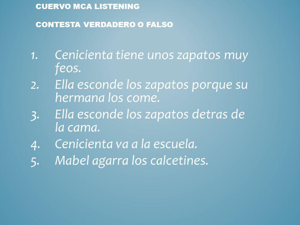 PARA EMPEZAR: Using MCB1 translate from Ingles al espanol VERBO DEL DÍA: dejar El coyote y el cuervo MCB2 PQA & make flashcards Play Slap using Flashcards Coyote MCB Listening & Reading SONG: La vida es un carnaval POR Celia Cruz PRACTICA el DIÁLOGO: Como eres.