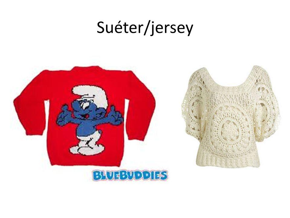 Suéter/jersey