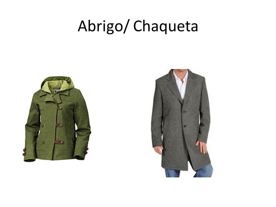 Abrigo/ Chaqueta