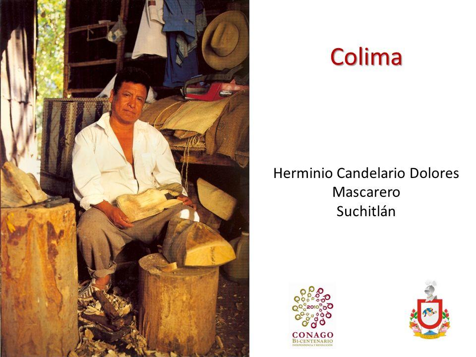 Colima Herminio Candelario Dolores Mascarero Suchitlán