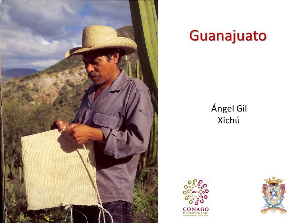 Guanajuato Ángel Gil Xichú
