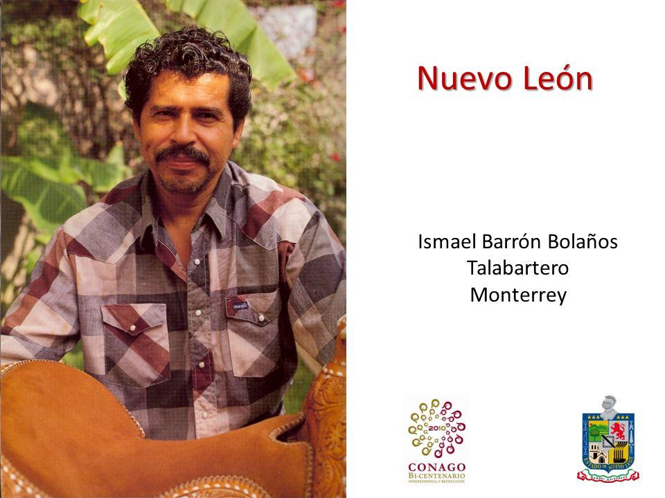 Nuevo León Ismael Barrón Bolaños Talabartero Monterrey