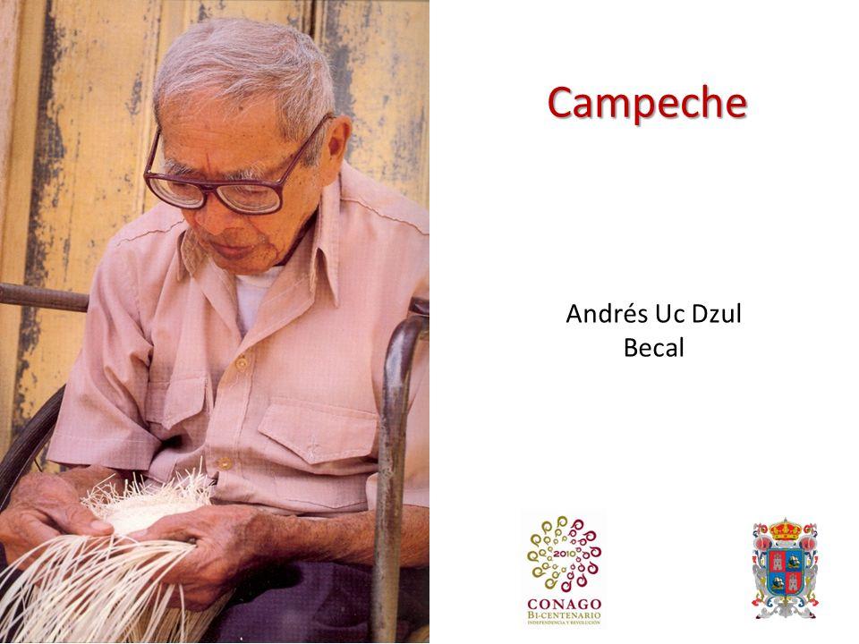 Campeche Andrés Uc Dzul Becal