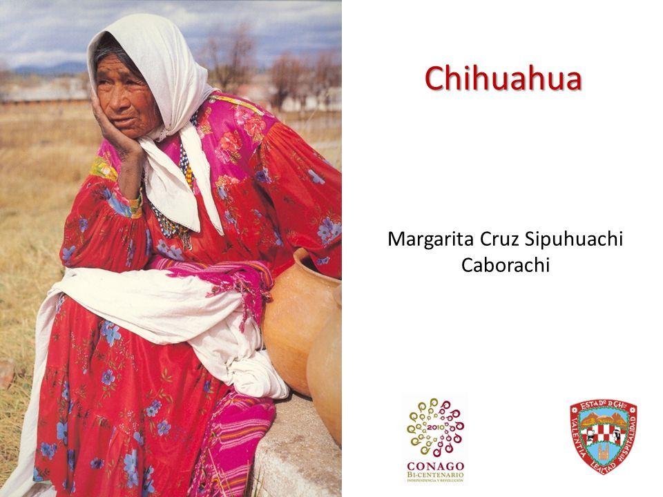 Chihuahua Margarita Cruz Sipuhuachi Caborachi