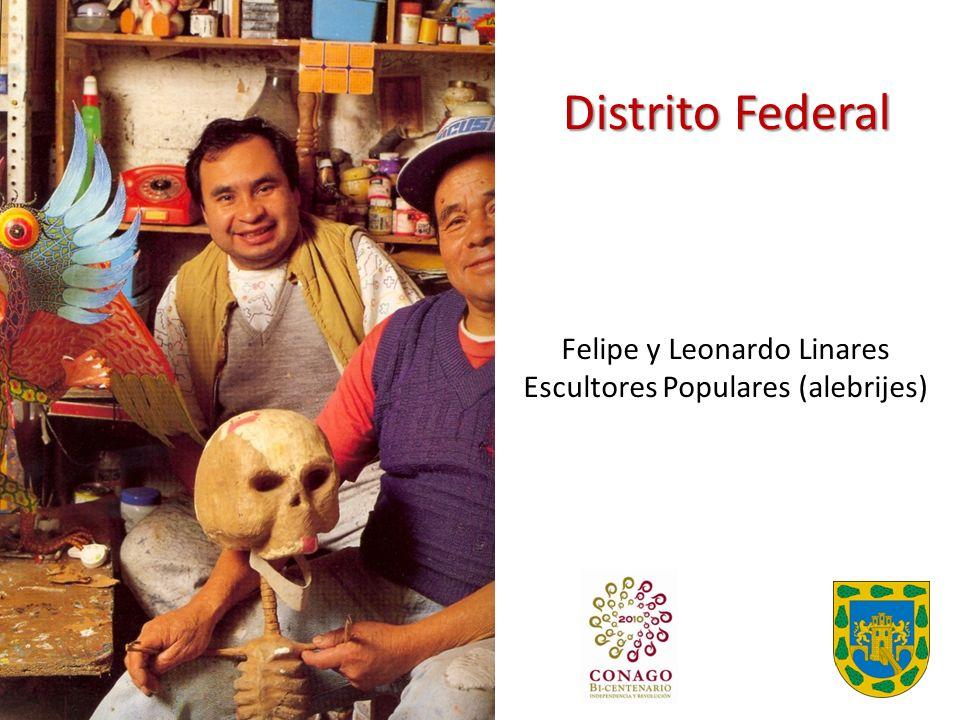 Distrito Federal Felipe y Leonardo Linares Escultores Populares (alebrijes)