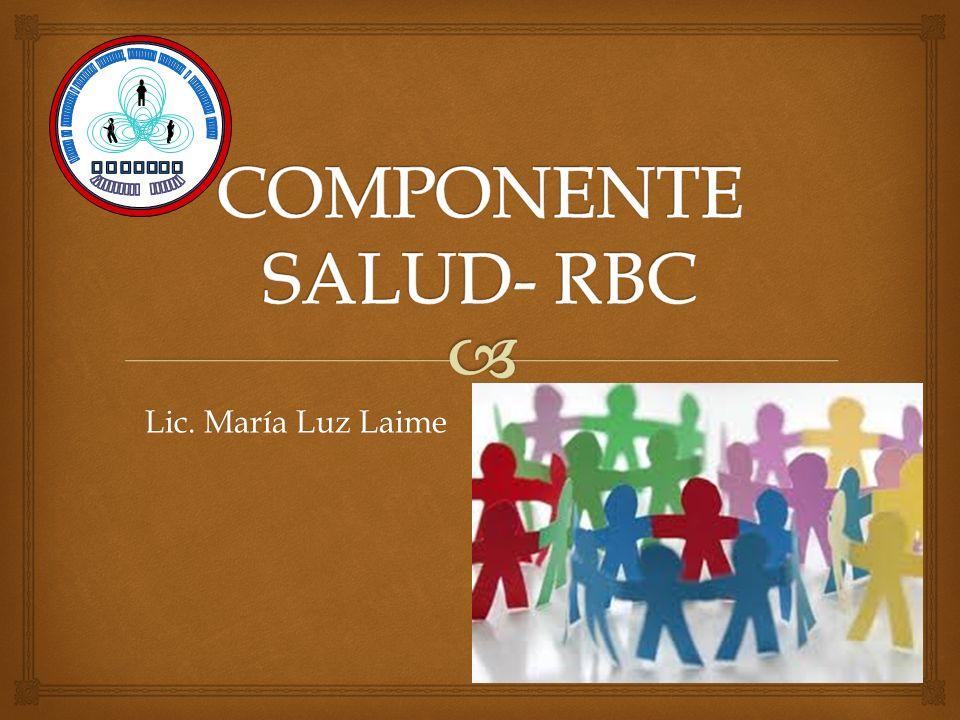 Lic. María Luz Laime