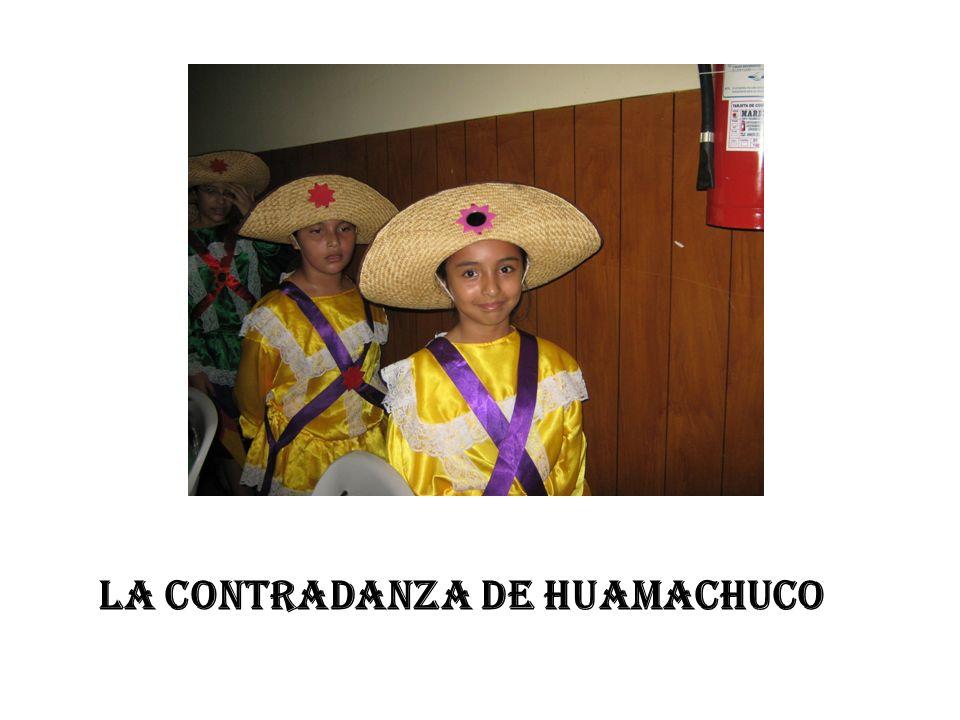 LA CONTRADANZA DE HUAMACHUCO