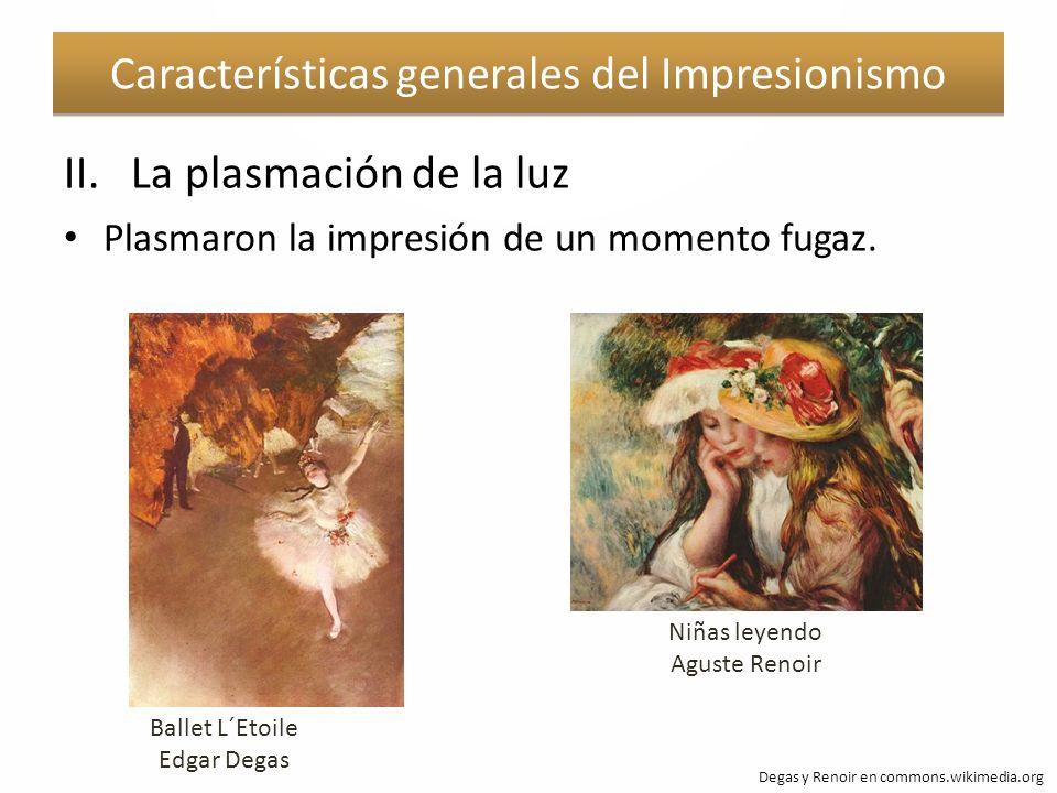 Pintor Impresionista que nace en 1841 y muere en 1919.