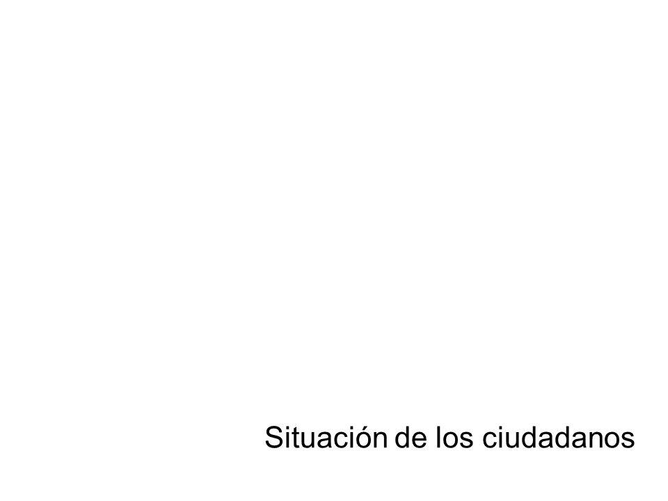 Dirección General de Opinión Pública Hallazgos sobre seguridad Se percibe que el presidente Calderón sólo mandó al ejército pero no se preocupó por su manutención, por lo que existe la percepción de que no hay una solución de fondo y de lejanía Que el Presidente se haga saber de que quiere ayudar al pueblo, yo por ejemplo, casi no oigo nada de él, que se vea que quiere ayudar a las ciudades, si es Presidente que se hagas saber de él El crédito de los operativos contra la delincuencia no es exclusivamente del Presidente sino del Gobernador de Chihuahua también Tenemos más presente al Gobernador, yo del Presidente casi no sé nada