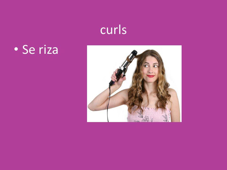 curls Se riza