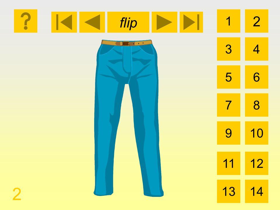 1 3 2 4 5 7 6 8 910 1112 1314 flip 2 los jeans
