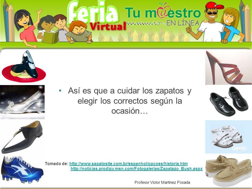 Tomado de: http://www.sapatosite.com.br/espanhol/opcoes/historia.htmhttp://www.sapatosite.com.br/espanhol/opcoes/historia.htm http://noticias.prodigy.