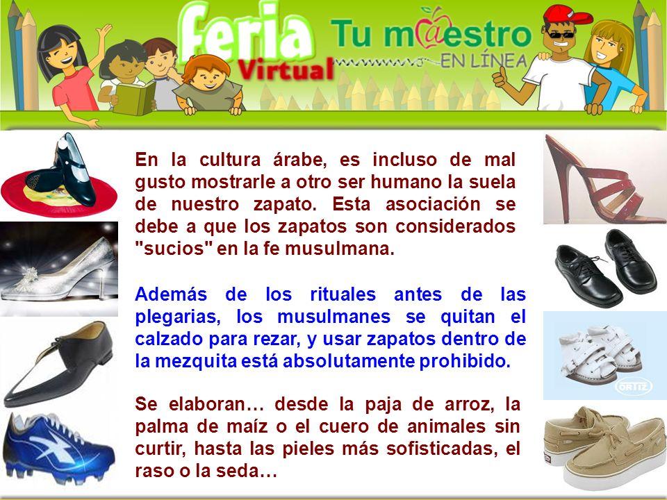 Tomado de: http://www.sapatosite.com.br/espanhol/opcoes/historia.htmhttp://www.sapatosite.com.br/espanhol/opcoes/historia.htm http://noticias.prodigy.msn.com/Fotogalerias/Zapatazo_Bush.aspx Así es que a cuidar los zapatos y elegir los correctos según la ocasión… Profesor Víctor Martínez Posada