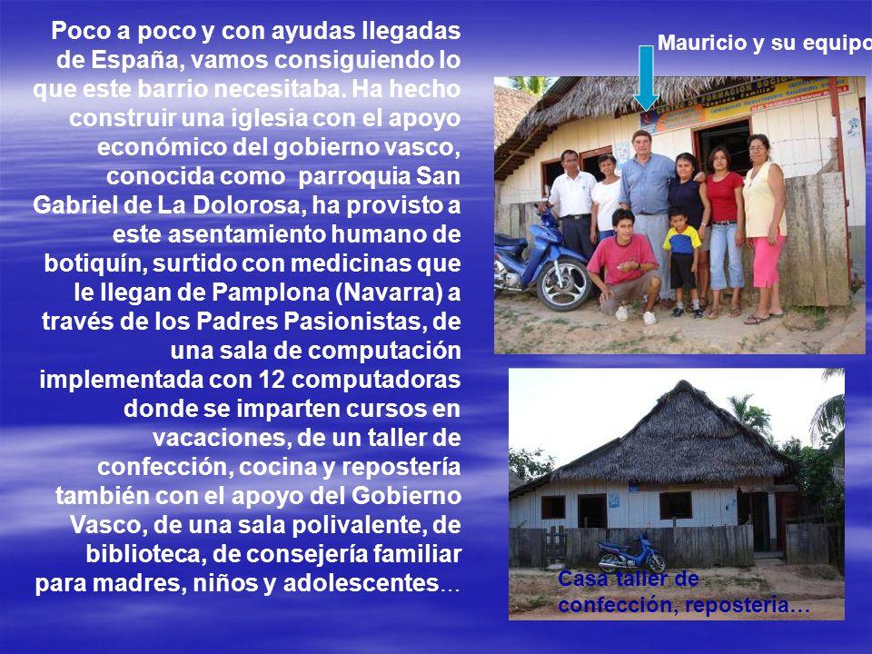 Un laico comprometido, nacido en Bilbao y perteneciente a la familia pasionista. Desde hace años, viene dedicando su vida a los necesitados. Él es el