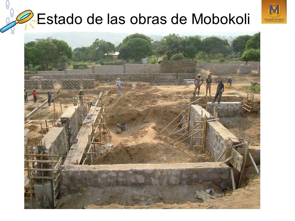El año pasado fuimos conscientes de la situación de África. Todos decidimos descalzarnos y apoyar el Proyecto Mobokoli…. Si hubiésemos decidido no des
