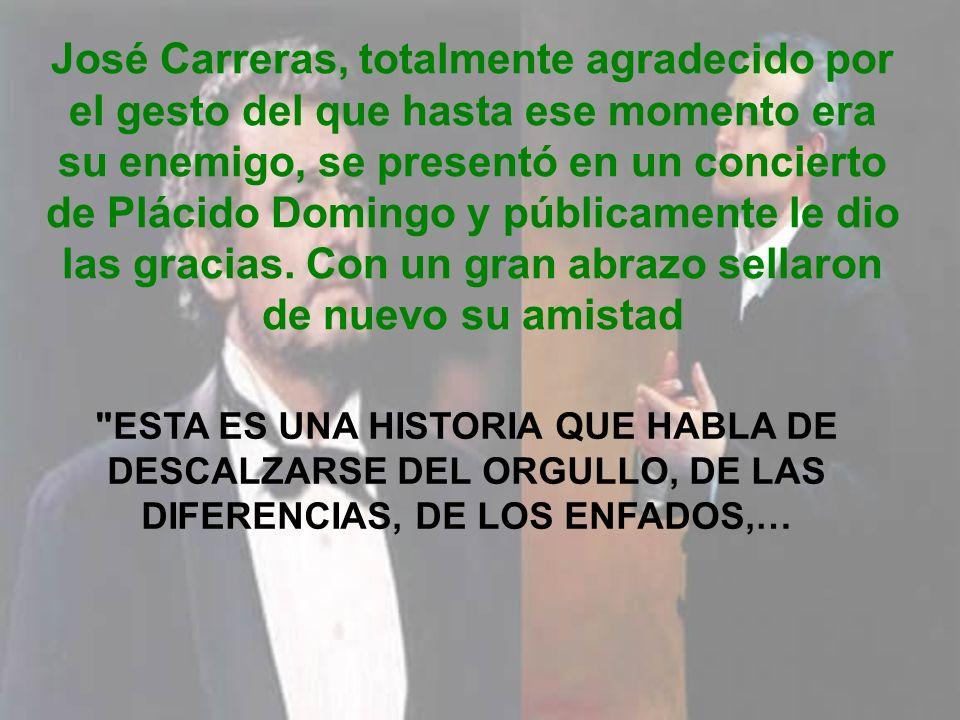 Gracias a la Fundación Hermosa José Carreras pudo continuar con el tratamiento, superar la enfermedad y volver a cantar para poder ganar la vida, reca