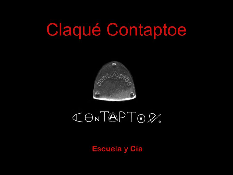 Claqué Contaptoe Escuela y Cía