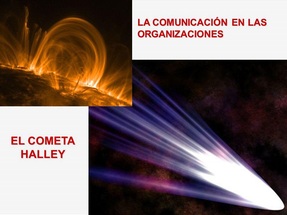 EL COMETA HALLEY LA COMUNICACIÓN EN LAS ORGANIZACIONES