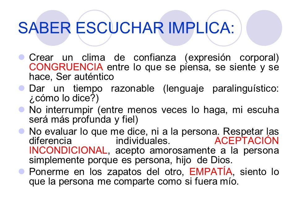 Ejercicio de confrontación / convalidación Objetivo: ejercitar las reglas de C/C para asimilarlas más profundamente.