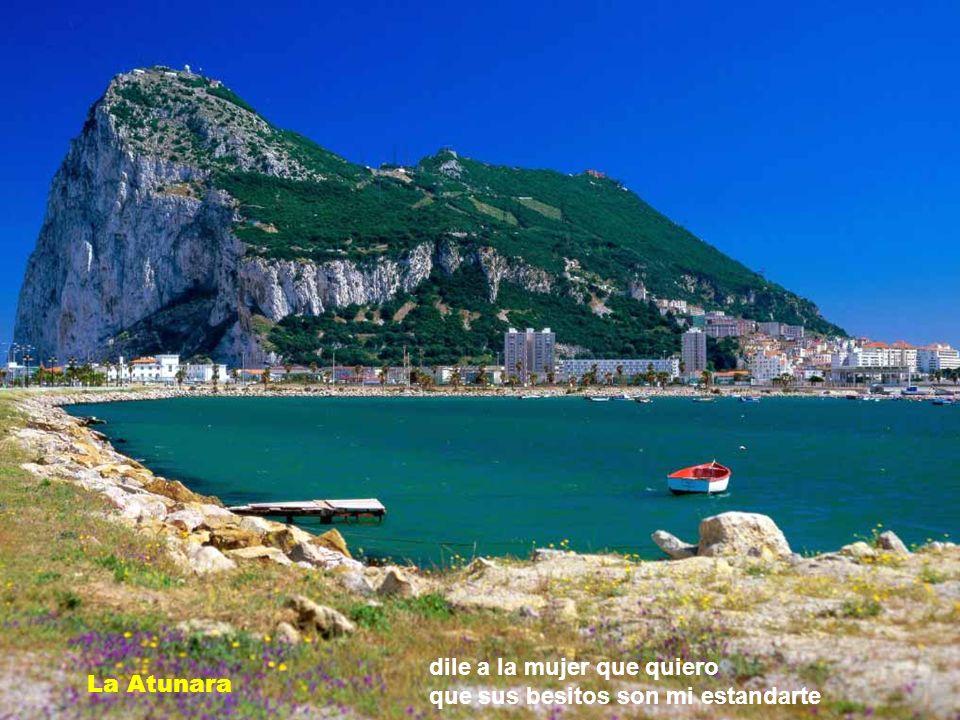 Gibraltar vientecillo de levante,