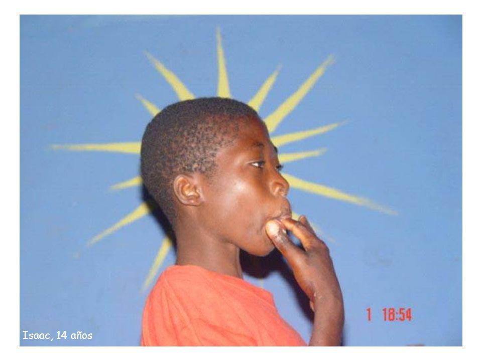 Kofi, 6 años