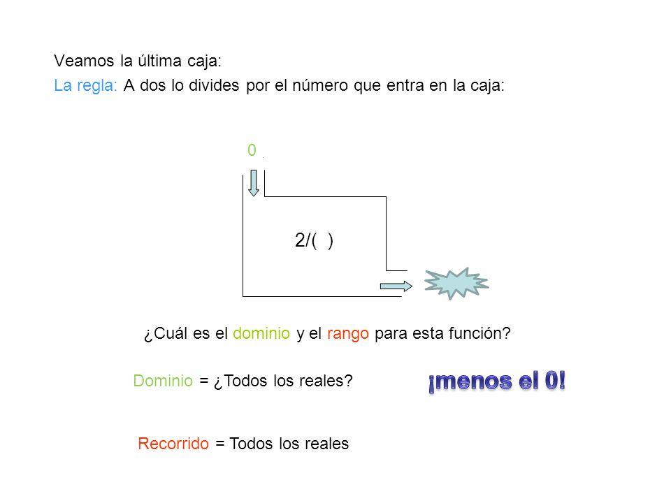 Por último: La regla: Haz la raíz cuadrada y entonces suma cuatro ¡Ten cuidado.