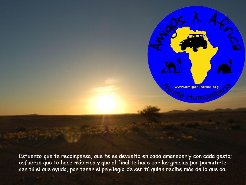¿ Quienes somos Amigos x África ? Hemos querido, con nuestro nombre, reflejar lo que somos: Amigos que hemos estrechado y enriquecido nuestra relación