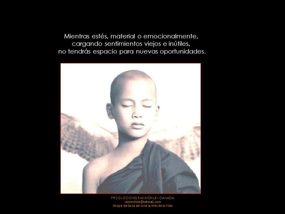 PRODUCCIONES RAKIMCHILE – CANADA rakimchile@hotmail.com Sirope de Savia de Arce la Miel de la Vida La fuerza de ese vacío es lo que absorberá y atraer