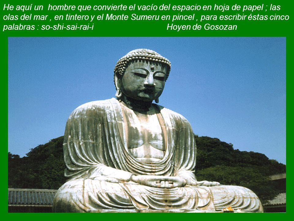 Las palabras no denotan sabiduría.La sabiduría no reside en las palabras…….