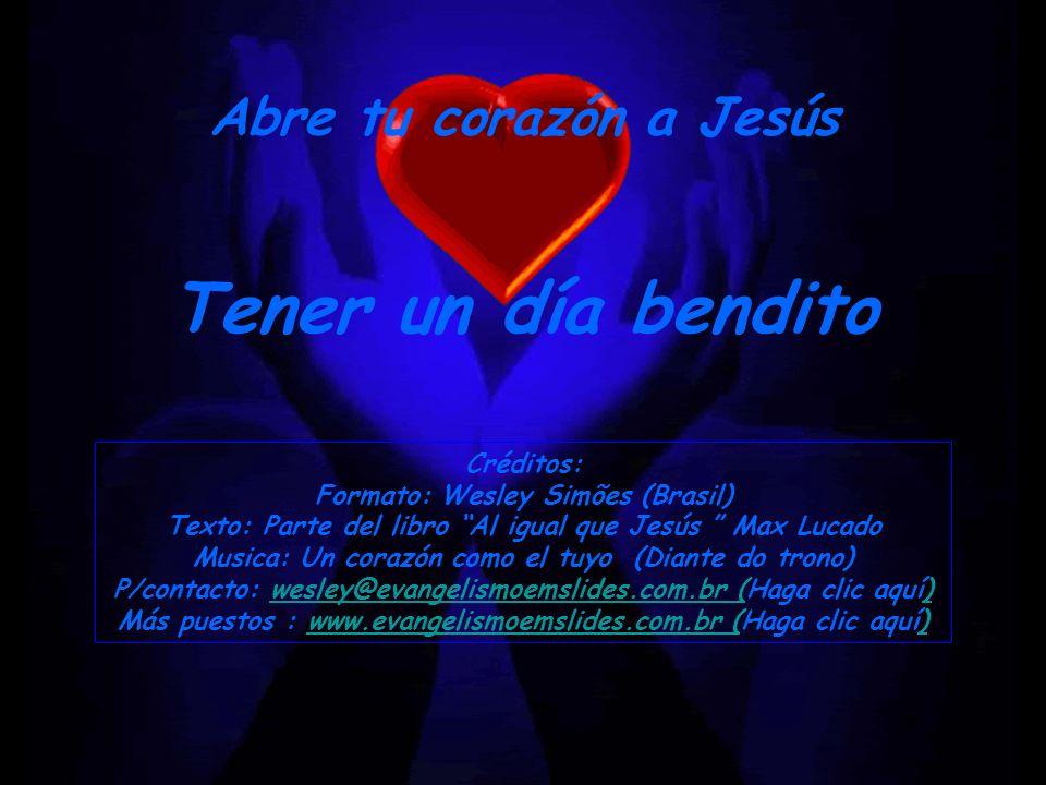 Dios te ama como eres, pero se niega a dejarlo así. Él quiere ser como Jesús.