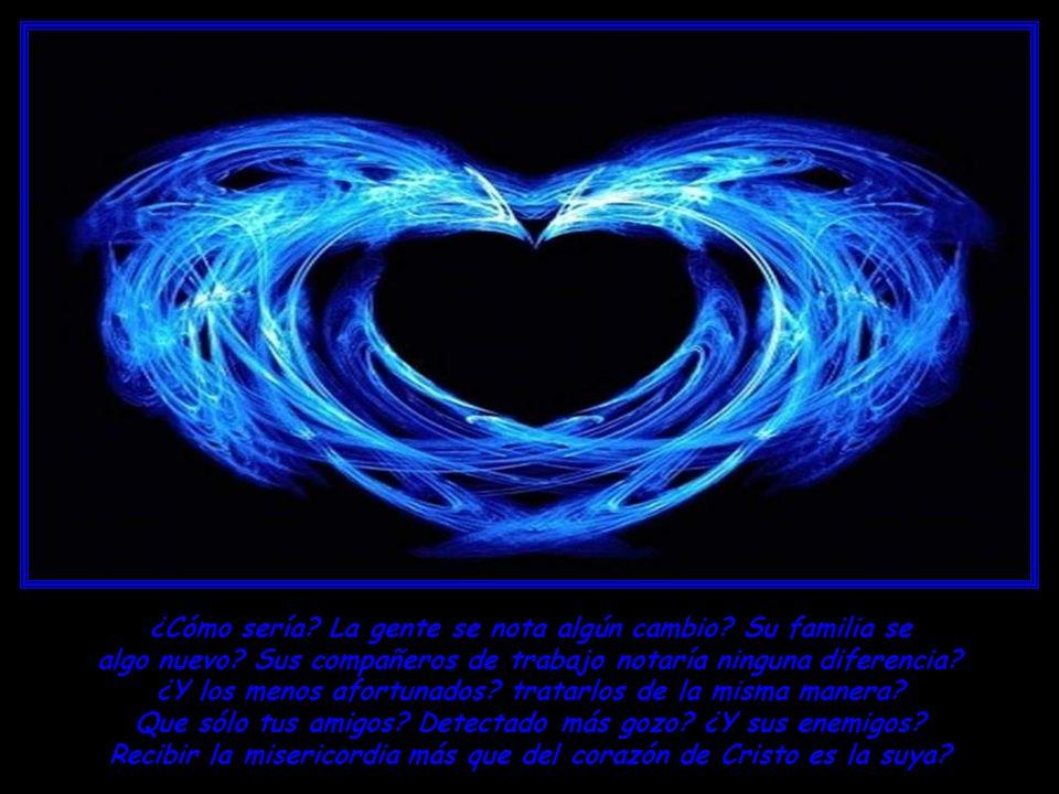¿Qué pasa si, un día y una noche, Jesús vive su vida con su corazón? El corazón que usted tiene en el pecho tiene el día libre y su vida está regida p