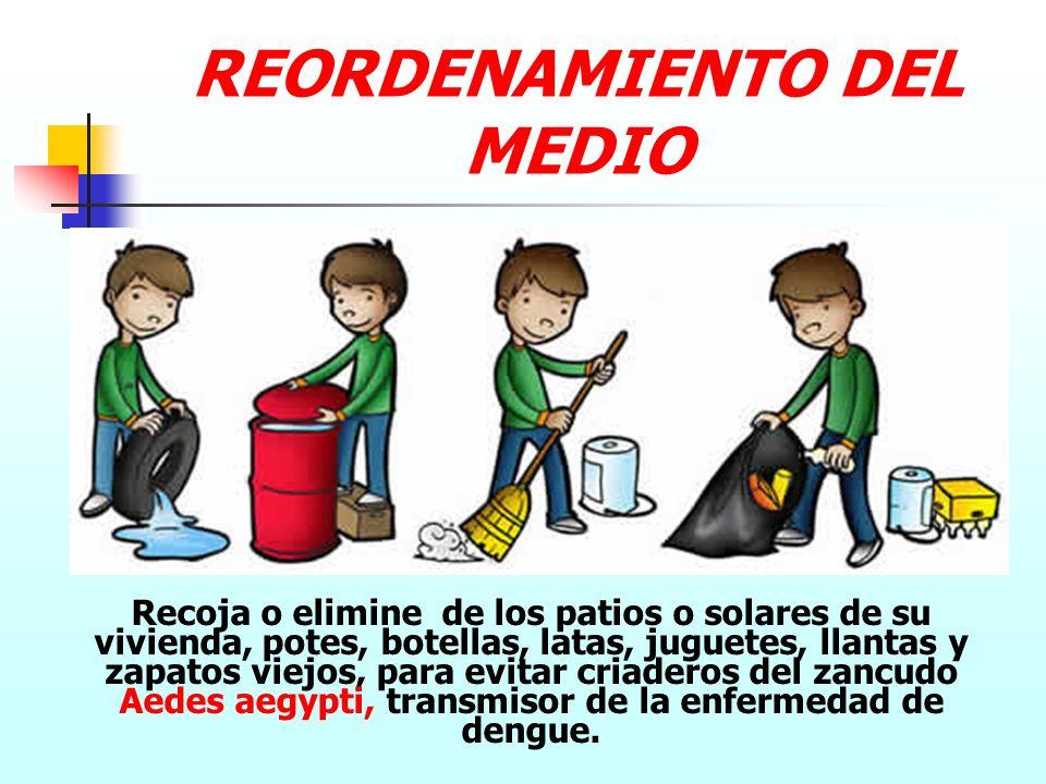 6. Llene nuevamente con agua limpia el tanque del lavadero o el deposito. El agua que fue trasladada a otros recipientes, viértala al tanque y durante