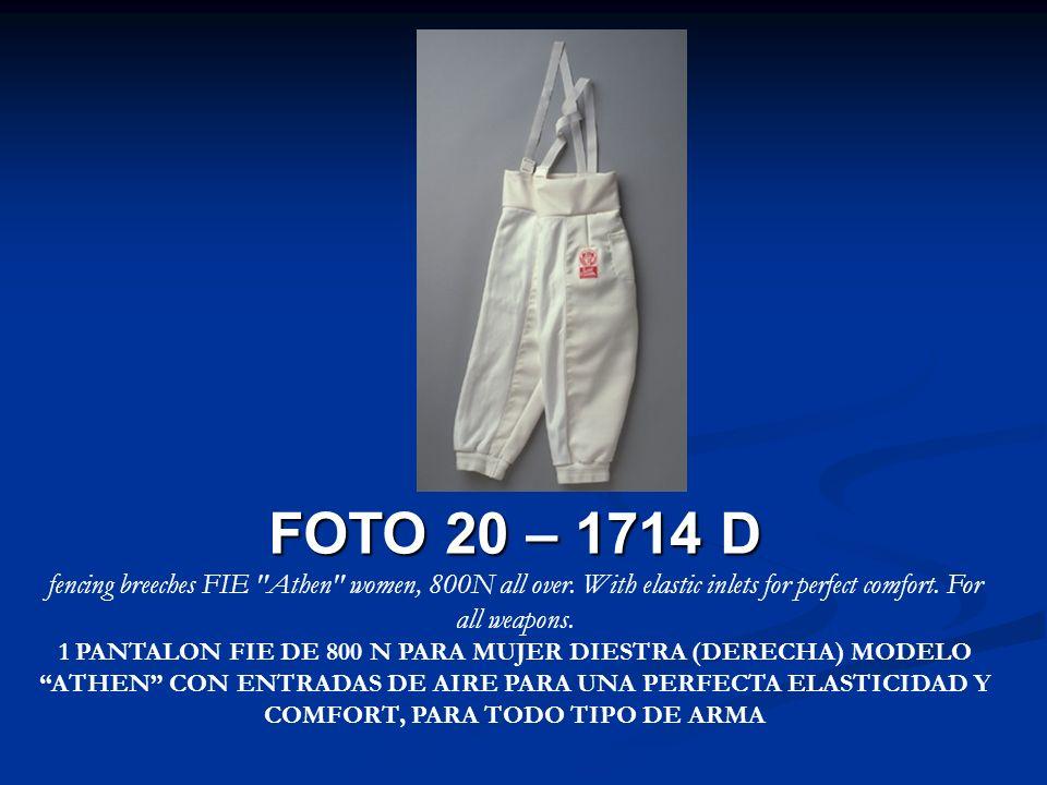 FOTO 20 – 1714 D fencing breeches FIE