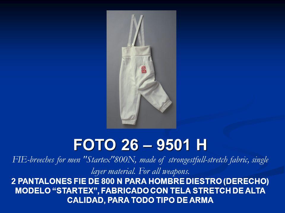FOTO 26 – 9501 H FIE-breeches for men