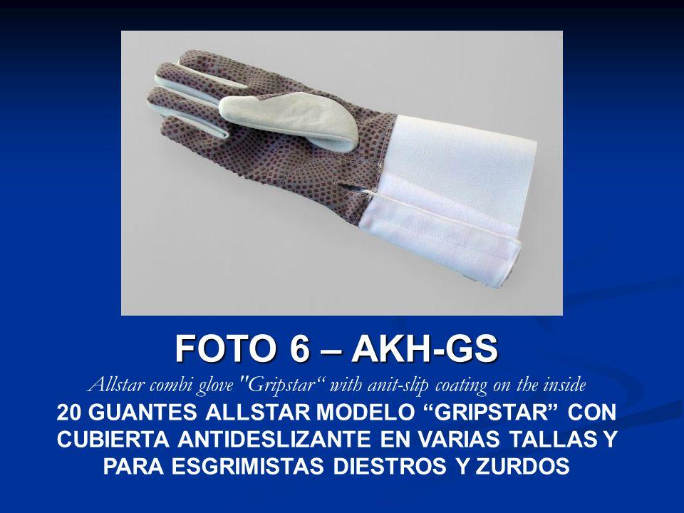 FOTO 6 – AKH-GS Allstar combi glove