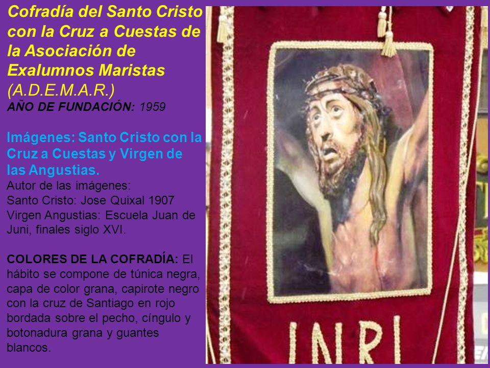 Paso del Santo Cristo del Mercado
