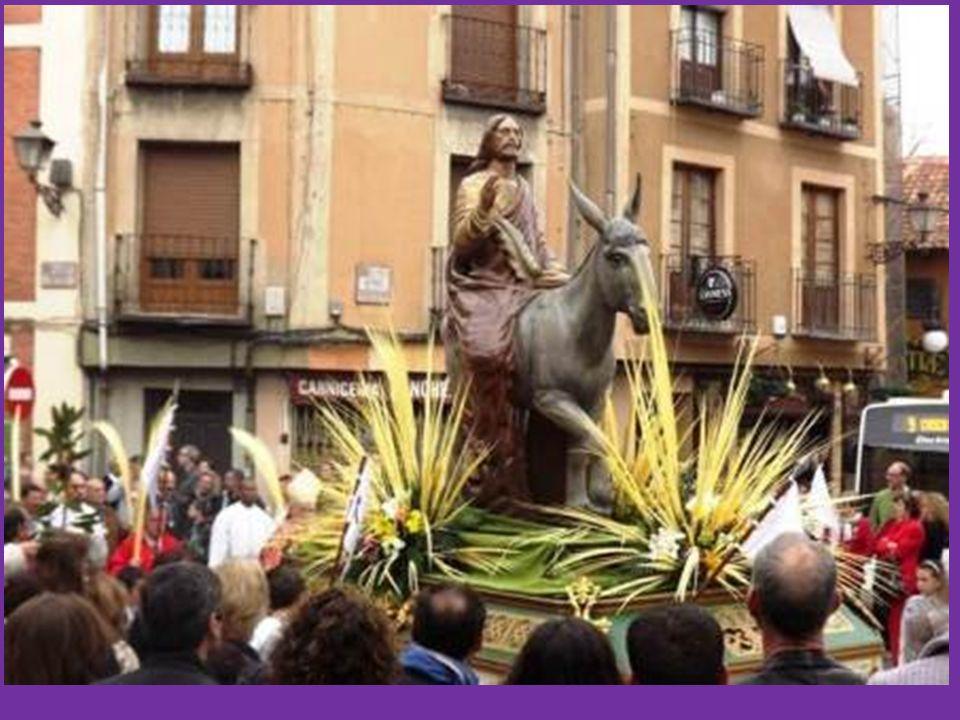 Junta de Cofradías, Hermandades y Feligresías de la Semana Santa de Segovia Imagen.-