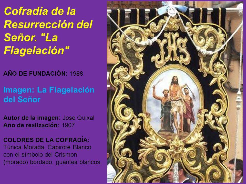 Cofradía de la Resurrección del Señor.