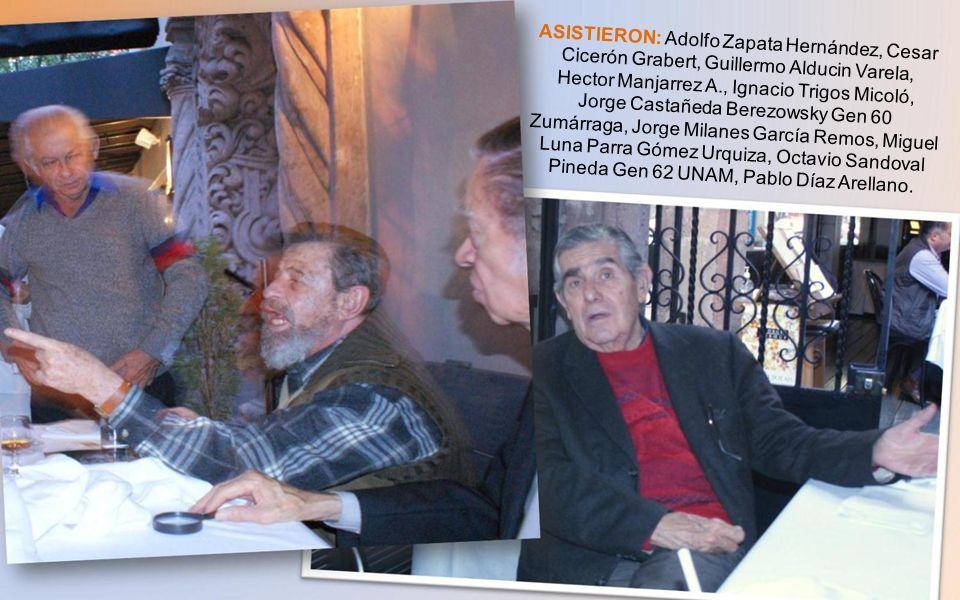 Estimados compas: No me puedo componer… Esta vez por estar trabajando en otra edición del libro de Jorge Castañeda Berezowsky Impuestos Federales Sobr