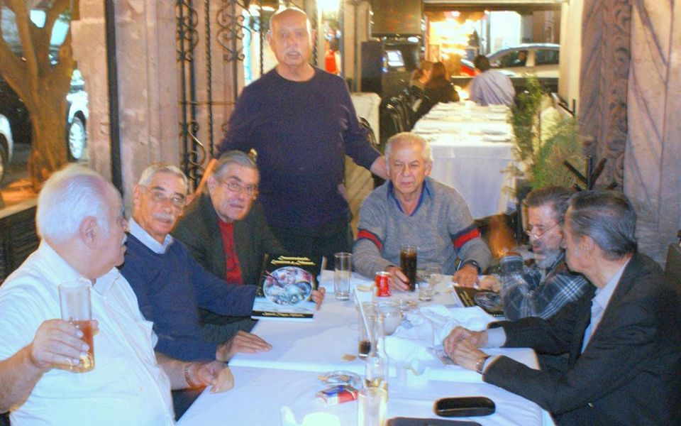 ASISTIERON: Adolfo Zapata Hernández, Cesar Cicerón Grabert, Guillermo Alducin Varela, Hector Manjarrez A., Ignacio Trigos Micoló, Jorge Castañeda Bere