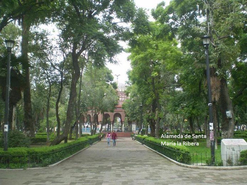 Alameda de Santa María la Ribera