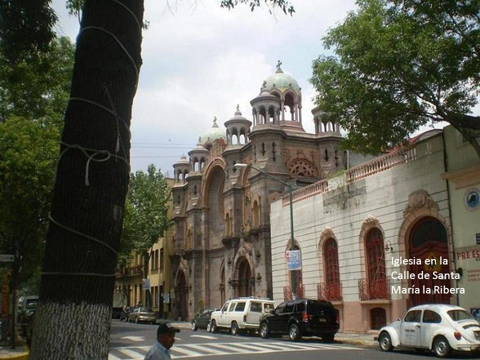 Iglesia en la Calle de Santa María la Ribera