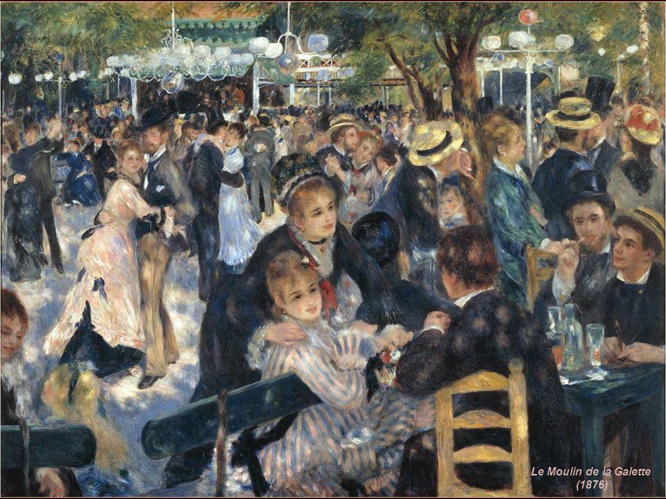 En 1908, se hizo difícil caminar con una sola, y Renoir comenzó a utilizar dos bastones